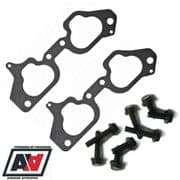 Genuine Inlet Manifold Gasket Kit For Subaru Impreza Turbo 98-07 V5+ STI P1 JDM